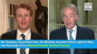 Markey defeats Joe Kennedy III in closely watched Massachusetts Senate primary