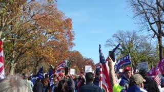 Trump March USA