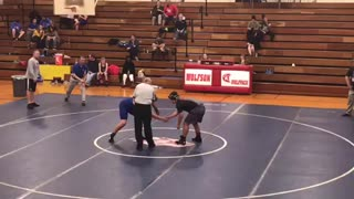 First year wrestling