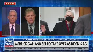 "John Kennedy on ""Fox News Primetime"""