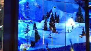Cosmopolitan Las Vegas 2017 Little Winter Digital Display