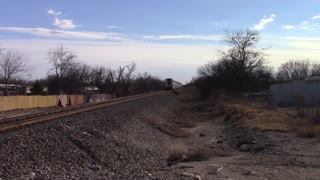 AmTrak - Texas Eagle - South Bound - Fort Worth