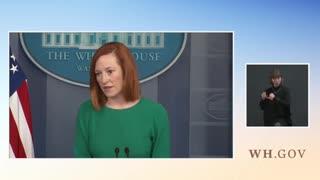 Peter Doocy Questions Jen Psaki Over FEMA's Involvement At The Border