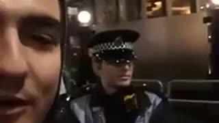 Λονδίνο: Έλληνας βρίζει αστυνομικό και εκείνος του απαντά σε άπταιστα ελληνικά
