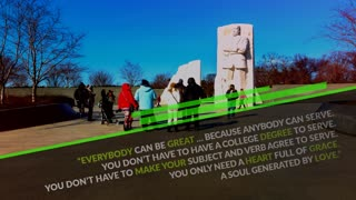VIDEO 🎵 MARTIN LUTHER KING MOTIVATION AND INSPIRATION