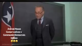 Animal House Conservatives v Communist Democrats Edition