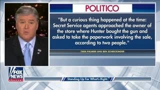 REPORT: Secret Service Intervened In Hunter Biden 2018 Gun Incident
