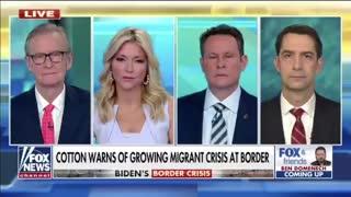 Sen. Cotton: This Is the Biden Border Crisis