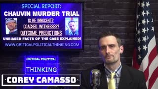 The Derek Chauvin Trial Explained w/ Predictions, Probabilities, Evidence & More!