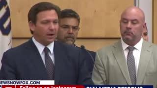 Gov Desantis Signs Bill to Sue Big Tech!