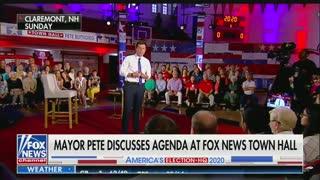 Fox and Friends discuss Pete Buttigieg