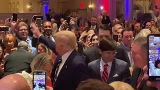 美國🇺🇸 川普總統人氣就是旺 眾議員安東尼·薩巴蒂尼(Anthony Sabatini) 推文