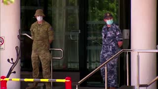 COVID back in Australia as Perth enters lockdown