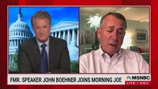 John Boehner on Mark Meadows
