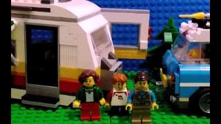 Lego Worst Family Vacation 2