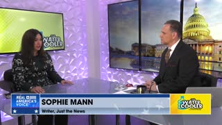 Sophie Mann with the latest Just The News headlines