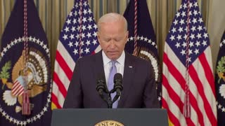 Joe Biden calls from a list of pre-approved reporters