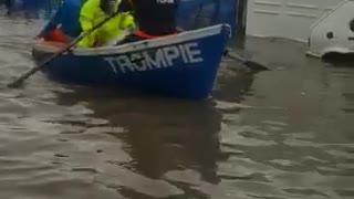 Flooding in Struisbaai
