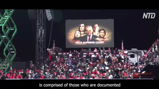 SECOND BOMBSHELL EXPOSES LEFT AT TRUMP VICTORY RALLY