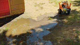 Mud Route