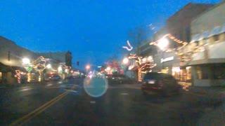 The Beautiful Light On Street