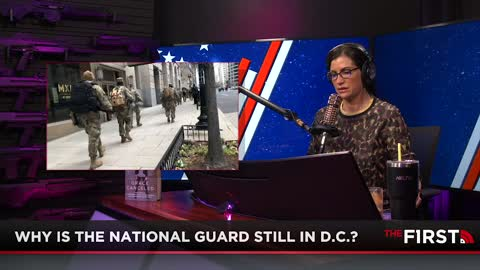 There Is No Reason For The National Guard To Still be In DC