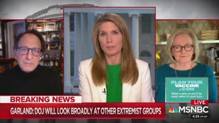 Claire McCaskill and Nicolle Wallace Discuss The DOJ And Prosecuting Trump