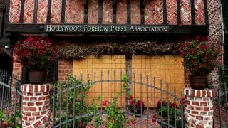 NBC will not air 2022 Golden Globes