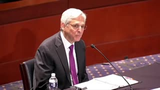 AG Garland ADMITS Nobody From Jan 6 Has Been Charged With Insurrection