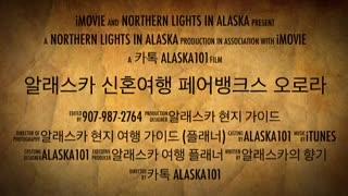 [알래스카 신혼여행] 페어뱅크스 오로라 체이싱 투어 - Aurora chasing Tour in Fairbanks, Alaska