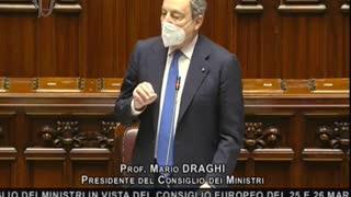 Mario Draghi: la generale convinzione che le regole vadano cambiate