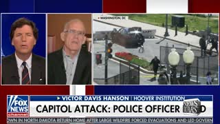 Black Supremacist Attacks U.S. Capitol - OC
