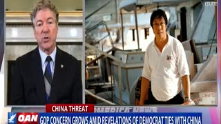 GOP concern grows amid revelations of Democrat ties with China