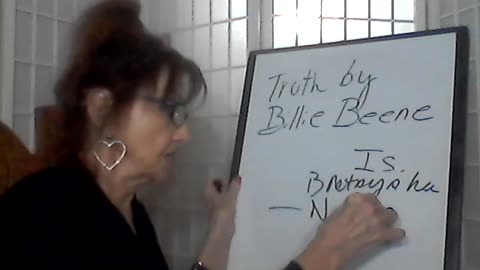 Truth by Billie Beene E1-183 Clif High Big Chg in Aug/Canada to Arrest Pharma Pushers!