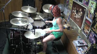 Lovin', Touchin', Squeezin' by Journey ~ Drum Cover