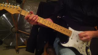 Advanced Rhythm Guitar Study - California Stars - Wilco - Guitar Lesson / Tutorial