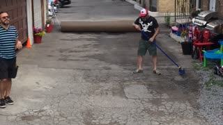 Toronto Parking Lot Transformation 2