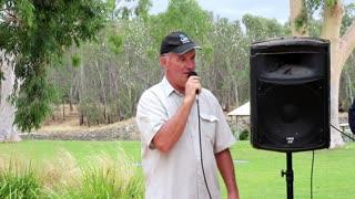 Geoff Kendell at Yarrawonga..