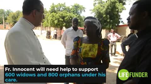 Meet a heroic priest facing Boko Haram terrorists