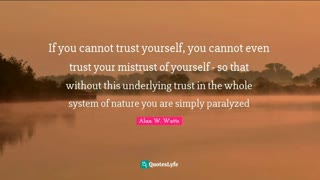 Soul of the Everyman - Trust Yourself