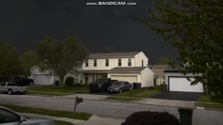 Severe Thunderstorm Rolling in