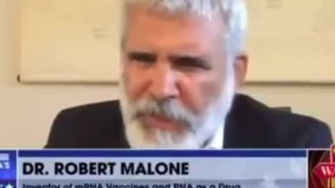mRNAn keksijä Dr. Malone: Valtamedia valehteli: USAssa luvan saanut k-rokote ei myynnissä