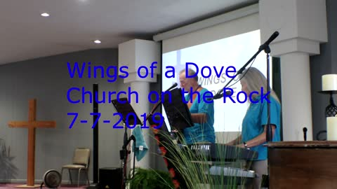 Rising Faith - At COTR - Wings of a Dove