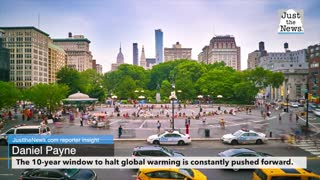 New York's global warming doomsday clock underscores decades of shifting climate change predictions