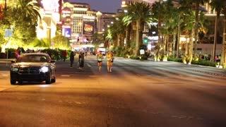 Rock 'n' Roll marathon in Las Vegas on November 12, 2017.
