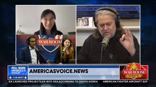 Bannon: WHO's Peter Daszak Has 'Blood on His Hands'