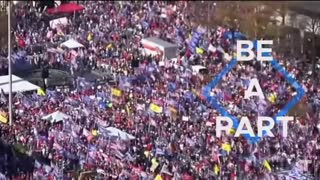 March For Trump January 6TH 2021
