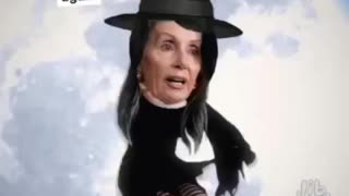 The wicked witch Pelosi