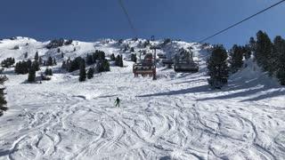 Winter Sports Skiing