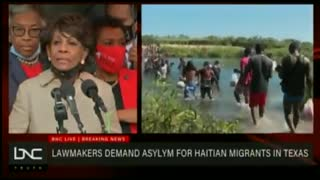 Maxine Waters Makes INSANE Claim About Slavery and Our Southern Border
